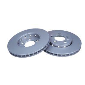 Bremsscheibe Bremsscheibendicke: 22mm, Ø: 256mm mit OEM-Nummer 6R0 615 301 C