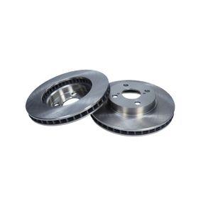 MAXGEAR  19-0777 Bremsscheibe Bremsscheibendicke: 25mm, Felge: 4-loch, Ø: 255mm