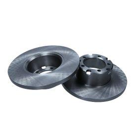 MAXGEAR  19-0779 Bremsscheibe Bremsscheibendicke: 16mm, Ø: 280mm