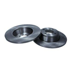 Bremsscheibe Bremsscheibendicke: 12,9mm, Lochanzahl: 4, Ø: 280mm mit OEM-Nummer 8A0 615 301