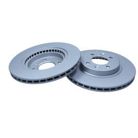 Bremsscheibe Bremsscheibendicke: 20,7mm, Ø: 259mm mit OEM-Nummer 40206-00QAA