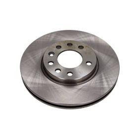 Bremsscheibe Bremsscheibendicke: 25mm, Ø: 280mm mit OEM-Nummer 9117678