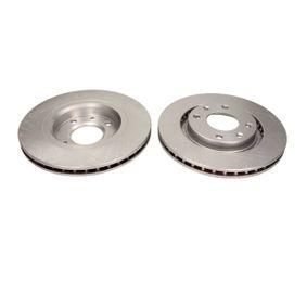 Bremsscheibe Bremsscheibendicke: 22mm, Ø: 266mm mit OEM-Nummer 4249 G1