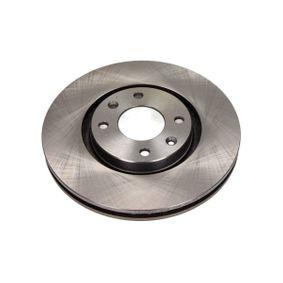 Bremsscheibe Bremsscheibendicke: 26mm, Ø: 283mm mit OEM-Nummer 4249 17