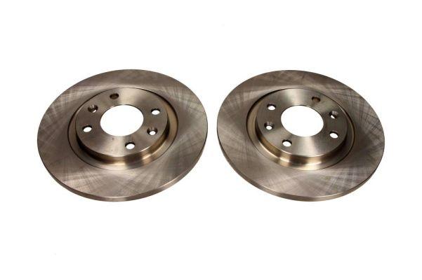 MAXGEAR  19-0843 Bremsscheibe Bremsscheibendicke: 13mm, Ø: 266mm