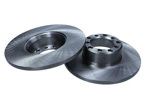 MAXGEAR  19-0845 Bremsscheibe Bremsscheibendicke: 12,7mm, Felge: 5-loch, Ø: 278mm