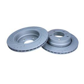 Bremsscheibe Bremsscheibendicke: 19mm, Lochanzahl: 5, Ø: 276mm mit OEM-Nummer 34 21 1 165 211