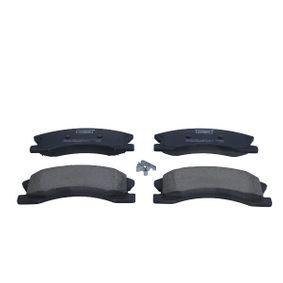 Bremsbelagsatz, Scheibenbremse Breite: 157,7mm, Höhe: 60,5mm, Dicke/Stärke: 19,2mm mit OEM-Nummer 5093 260AA