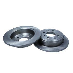 Спирачен диск дебелина на спирачния диск: 10мм, брой на дупките: 4, Ø: 239мм с ОЕМ-номер 42510-SK3-E00
