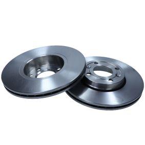 Bremsscheibe Bremsscheibendicke: 22mm, Lochanzahl: 4, Ø: 260mm mit OEM-Nummer 4020 6AX 600