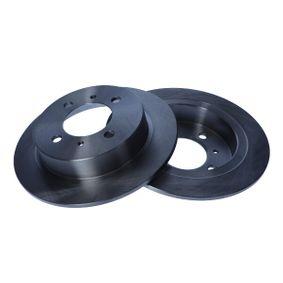 Bremsscheibe Bremsscheibendicke: 7mm, Ø: 234mm mit OEM-Nummer 43206 58Y02
