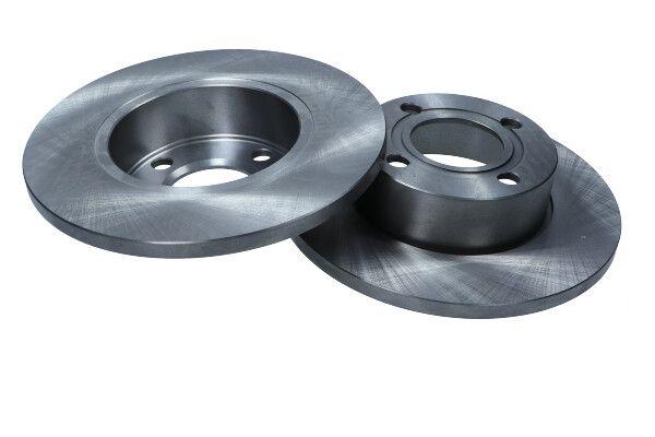 MAXGEAR  19-0985 Bremsscheibe Bremsscheibendicke: 13mm, Lochanzahl: 4, Ø: 256mm