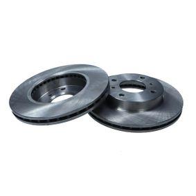 Bremsscheibe Bremsscheibendicke: 22mm, Ø: 257mm mit OEM-Nummer 402067-1E06