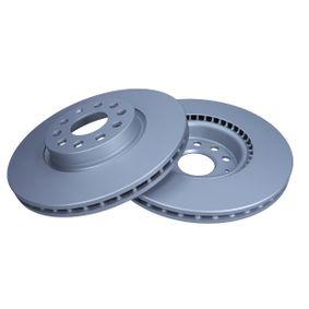 Bremsscheibe Bremsscheibendicke: 25mm, Ø: 312mm mit OEM-Nummer 561615301
