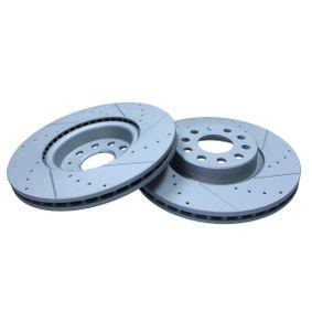 Bremsscheibe Bremsscheibendicke: 25mm, Lochanzahl: 9, Ø: 312mm mit OEM-Nummer 1KD615301D