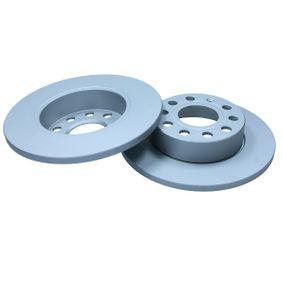 Bremsscheibe Bremsscheibendicke: 12mm, Ø: 256mm mit OEM-Nummer 1K0 615 601 AC