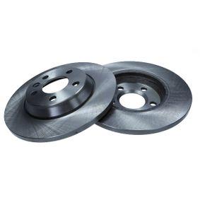 Bremsscheibe Bremsscheibendicke: 13,5mm, Felge: 5-loch, Ø: 294mm mit OEM-Nummer 7D0615601A