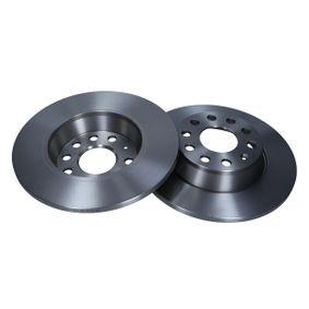 Bremsscheibe Bremsscheibendicke: 12mm, Lochanzahl: 5, Ø: 286mm mit OEM-Nummer 1K0 615 601 AD