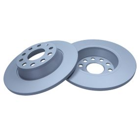 Brake Disc Brake Disc Thickness: 12mm, Num. of holes: 9, Ø: 282mm with OEM Number 5Q0 615 601G