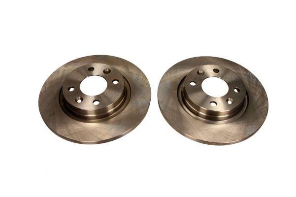 MAXGEAR  19-1234 Bremsscheibe Bremsscheibendicke: 12mm, Lochanzahl: 4, Ø: 259mm
