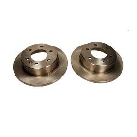 Bremsscheibe Bremsscheibendicke: 16,3mm, Lochanzahl: 6, Ø: 298mm mit OEM-Nummer A 906 423 00 12