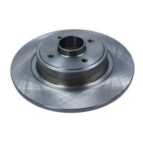 Bremsscheibe Bremsscheibendicke: 11mm, Ø: 274mm mit OEM-Nummer 7701 206 327