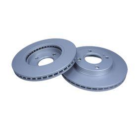 Brake Disc Brake Disc Thickness: 23mm, Num. of holes: 4, Ø: 258mm with OEM Number 8V511125AC