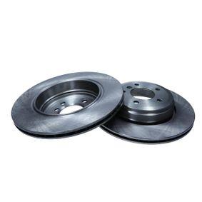 Bremsscheibe Bremsscheibendicke: 20mm, Lochanzahl: 5, Ø: 320mm mit OEM-Nummer 3421 6753 215