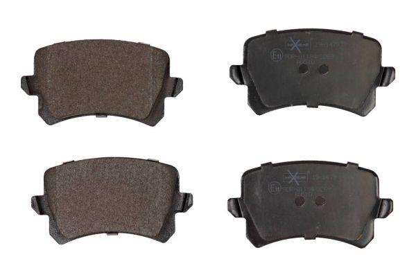 MAXGEAR  19-1479 Bremsbelagsatz, Scheibenbremse Breite: 105,5mm, Höhe: 56,3mm, Dicke/Stärke: 17,2mm