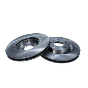 Bremsscheibe Bremsscheibendicke: 26mm, Ø: 296mm mit OEM-Nummer 40206-JD00A