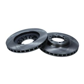 Brake Disc Brake Disc Thickness: 24mm, Num. of holes: 6, Ø: 276mm with OEM Number MB 928 697