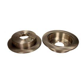 Bremsscheibe Bremsscheibendicke: 10,1mm, Ø: 284mm mit OEM-Nummer 58411-3A300
