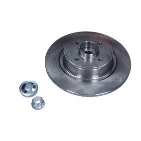 Bremsscheibe Bremsscheibendicke: 11mm, Ø: 274mm mit OEM-Nummer 77 01 206 327