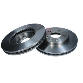Bremsscheibe Bremsscheibendicke: 30mm, Lochanzahl: 5, Ø: 296mm mit OEM-Nummer 569078