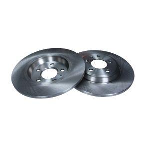 Bremsscheibe Bremsscheibendicke: 12mm, Lochanzahl: 5, Ø: 300mm mit OEM-Nummer 8P0 098 601P