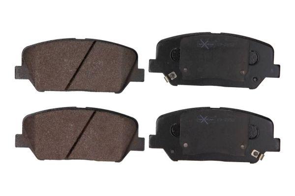 MAXGEAR  19-2152 Bremsbelagsatz, Scheibenbremse Breite: 140,7mm, Höhe: 59,9mm, Dicke/Stärke: 17,3mm