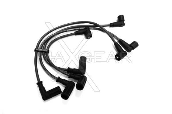 MAXGEAR  19-2505SPORT Bremsscheibe Bremsscheibendicke: 24mm, Ø: 276,5mm