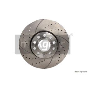 Bremsscheibe Bremsscheibendicke: 24mm, Ø: 276,5mm mit OEM-Nummer 26300 AE091