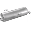 OEM End Silencer 19.191 from POLMO