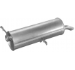 OEM End Silencer 19.408 from POLMO