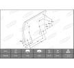 OEM Brake Lining Kit, drum brake BERAL 1949517000015758