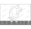 OEM Brake Lining Kit, drum brake 1949518300015758 from BERAL