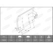 OEM Комплект феродо за накладки, барабанни спирачки 1949617000015758 от BERAL