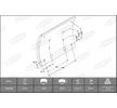OEM Brake Lining Kit, drum brake BERAL 1949618300015758