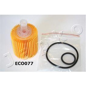Oil Filter Ø: 70mm, Inner Diameter: 29mm, Length: 67mm, Length: 67mm with OEM Number 04152 0V010