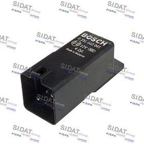Управляващ блок, време за подгряване 2.85885 Golf 5 (1K1) 1.9 TDI Г.П. 2006