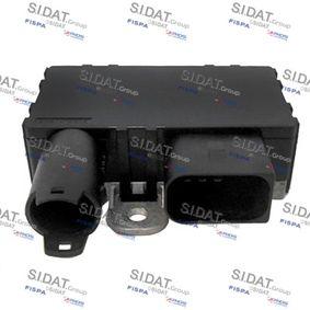 Control Unit, glow plug system 2.85935 A-Class (W169) A 200 CDI 2.0 (169.308) MY 2009