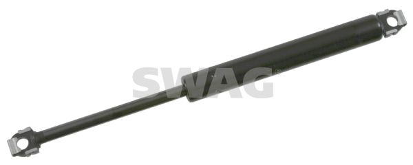 SWAG  20 51 0006 Heckklappendämpfer / Gasfeder Gehäuselänge: 138mm, Länge: 256,5mm, Hub: 97mm, Länge: 256,5mm