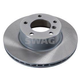 Bremsscheibe Bremsscheibendicke: 22mm, Ø: 296,0mm mit OEM-Nummer 34 11 1 164 839