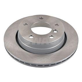 Bremsscheibe Bremsscheibendicke: 19mm, Ø: 276,0mm mit OEM-Nummer 3421 1165 211